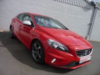 USED 2015 15 VOLVO V40 1.6 D2 R-DESIGN
