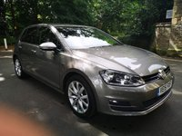 USED 2015 15 VOLKSWAGEN GOLF 2.0 GT TDI BLUEMOTION TECHNOLOGY DSG 5d AUTO 148 BHP CALL OUR SUPER FRIENDLY TEAM FOR MORE INFO 02382 025 888