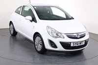 USED 2011 61 VAUXHALL CORSA 1.2 EXCITE AC 3d 83 BHP BLUETOOTH I PARKING SENSORS