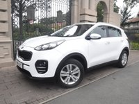 USED 2016 16 KIA SPORTAGE 1.6 2 ISG 5d 130 BHP *FINANCE ARRANGED*PART EXCHANGE WELCOME*REVERSING CAMERA*SAT NAV*BLUETOOTH*