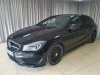 USED 2015 65 MERCEDES-BENZ CLA 2.1 CLA220 CDI AMG SPORT 5d AUTO 174 BHP