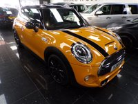 USED 2014 14 MINI HATCH COOPER 2.0 COOPER S 3d 189 BHP