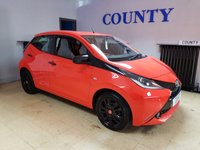 USED 2015 15 TOYOTA AYGO 1.0 VVT-I X-CITE 5d 69 BHP * TWO OWNERS * GREAT SPEC *