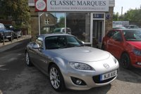2011 MAZDA MX-5 2.0 I ROADSTER SPORT TECH 2d 158 BHP £8950.00