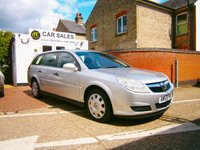 USED 2007 57 VAUXHALL VECTRA 1.9 cdti