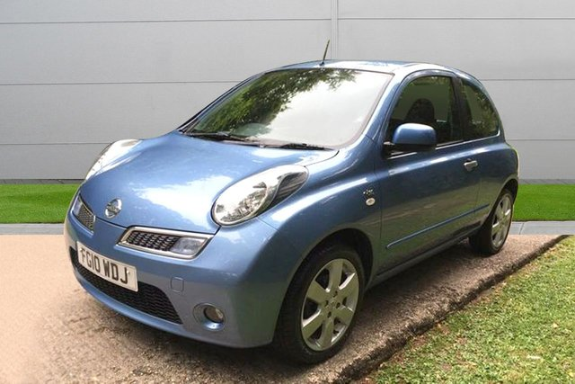 USED 2010 10 NISSAN MICRA 1.2 N-TEC 3d 80 BHP LOW MILEAGE FINANCE ME TODAY-UK DELIVERY POSSIBLE