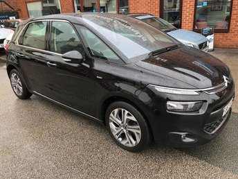 2013 CITROEN C4 PICASSO 1.6 E-HDI AIRDREAM EXCLUSIVE 5DOOR 113 BHP £7250.00