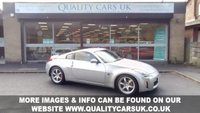 USED 2004 K NISSAN 350 Z 3.5 V6 3d 277 BHP 2004 53 BEAST OF A CAR!