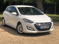 USED 2014 64 HYUNDAI I30 1.6 ACTIVE CRDI 5d AUTO 109 BHP 2 OWNER ... GREAT SPEC..VERY LOW MILEAGE