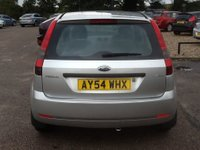 USED 2004 54 FORD FIESTA 1.4 FLAME 16V 5d 80 BHP * 78000 MILES, SERVICE HISTORY * 78000 MILES, SERVICE HISTORY
