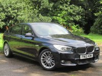 USED 2012 12 BMW 5 SERIES 3.0 530D M SPORT GRAN TURISMO 5d AUTO 242 BHP FULL PRO SATELLITE NAVIGATION