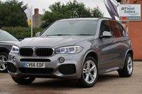 2016 BMW X5 2.0 SDRIVE25D M SPORT 5d AUTO 231 BHP £29995.00