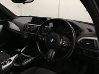 USED 2015 15 BMW 1 SERIES 2.0 116D M SPORT 5d 114 BHP