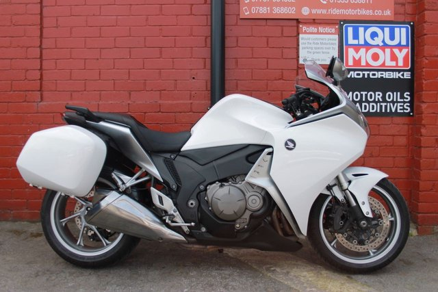 USED 2010 10 HONDA VFR 1200 F-A *3mth Warranty, Nice Extras, Long Mot, 160BHP* A Great All Round Machine, Ready For Anything. Finance Available.