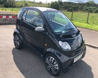 USED 2007 07 SMART FORTWO 0.7 PURE SOFTIP 2d 61 BHP 6 MONTHS PARTS+ LABOUR WARRANTY+AA COVER