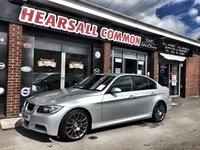 2008 BMW 3 SERIES 2.0 318I EDITION M SPORT 4d 141 BHP £4000.00