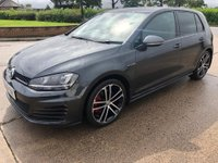 USED 2016 VOLKSWAGEN GOLF 2.0 GTD 5d 181 BHP