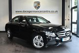"""USED 2015 15 MERCEDES-BENZ C CLASS 2.1 C250 BLUETEC SE EXECUTIVE 4DR AUTO 204 BHP full service history  * NO ADMIN FEES * FINISHED IN STUNNING BLACK WITH FULL BLACK LEATHER INTERIOR + FULL SERVICE HISTORY + SATELLITE NAVIGATION + BLUETOOTH + HEATED SEATS + DAB RADIO + CRUISE CONTROL + CLIMATE CONTROL + PARKING SENSORS + 17"""" ALLOY WHEELS"""