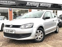 USED 2010 10 VOLKSWAGEN POLO 1.2 S A/C 3d 60 BHP