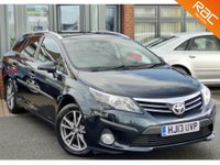 USED 2013 13 TOYOTA AVENSIS 2.0 D-4D SELECT 5d 124 BHP