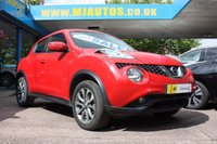 USED 2016 16 NISSAN JUKE 1.5 TEKNA DCI 5dr 110 BHP NEED FINANCE??? APPLY WITH US!!!
