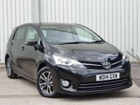 2014 TOYOTA VERSO 1.6 D-4D ICON 5d 110 BHP £7995.00