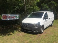 USED 2015 65 MERCEDES-BENZ VITO 2.1 114 BLUETEC EURO 6 LWB Euro 6, Bluetooth, Cruise Control, Multi Function Steering Wheel