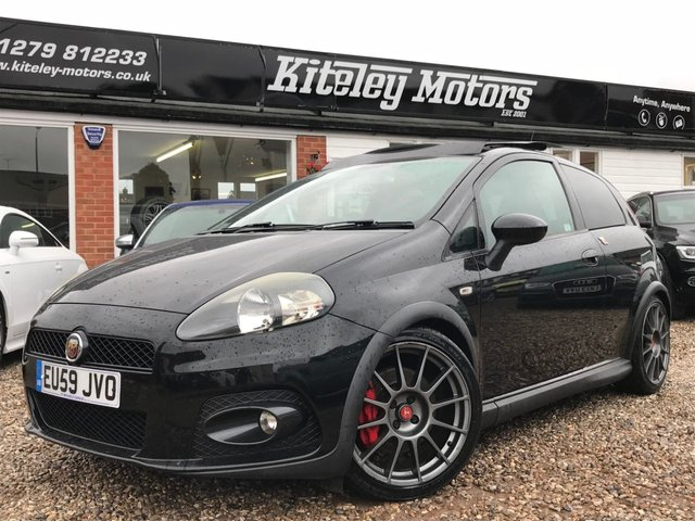 View our ABARTH GRANDE PUNTO