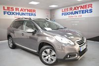 USED 2015 65 PEUGEOT 2008 1.6 BLUE HDI S/S ALLURE 5d 100 BHP Cruise control, Free Tax, 1 Owner, Amazing MPG