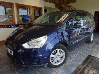 2008 FORD S-MAX 1.8 LX TDCI 5SPD 5d 125 BHP £3950.00