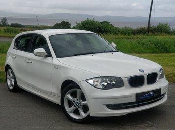 2010 BMW 1 SERIES 2.0 116D SPORT 5d 114 BHP £5945.00