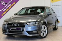 USED 2015 65 AUDI A3 1.4 TFSI SPORT 5d 148 BHP COMFORT PACK, FULL SERVICE HISTORY, REAR PARKING AID, CRUISE CONTROL, LOW TAX BRACKET