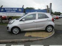 2014 KIA PICANTO 1.0 VR7 5d 68 BHP £4495.00