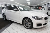 USED 2015 15 BMW 1 SERIES 3.0 M135I AUTO 322 BHP 1 LADY OWNER LED LIGHTS BMWSH!