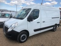 USED 2016 16 VAUXHALL MOVANO 2.3 F3500 L2H2 P/V CDTI 1d 123 BHP MWB L2 H2 * 69000 MILES FULL DEALER HISTORY * AIR CONDITIONING