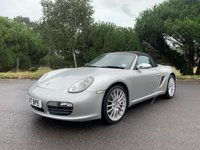 USED 2007 07 PORSCHE BOXSTER 3.4 24V S 2d 295 BHP S, SPORTS EXHAUST, FSH, READY TO GO!!!