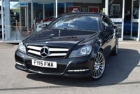 2015 MERCEDES-BENZ C CLASS 2.1 C220 CDI EXECUTIVE SE 2d AUTO 168 BHP £10890.00