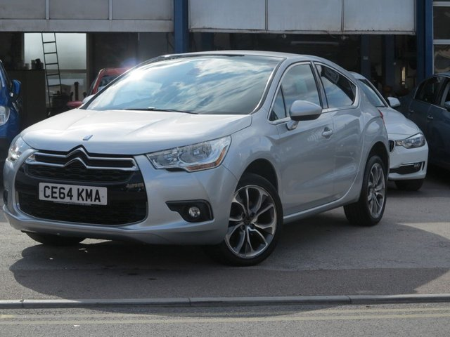 USED 2014 64 CITROEN DS4 2.0 HDI DSTYLE 5d 161 BHP