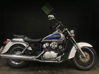 USED 2001 HONDA VT 125 SHADOW. 2001. 2 PREV OWNERS. 17763 MILES. JUST SERVICED