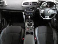 USED 2016 66 RENAULT KADJAR 1.5 DYNAMIQUE S NAV DCI 5d AUTO 110 BHP LANE-DEPARTURE  NAV  F&R-PARK