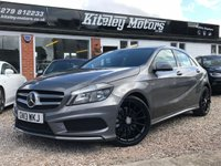 USED 2013 13 MERCEDES-BENZ A CLASS A180 CDI BLUEEFFICIENCY AMG SPORT