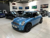 2005 MINI HATCH COOPER 1.6 COOPER 3d 114 BHP *CHILI PACK* £2995.00