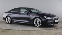 USED 2016 16 BMW 6 SERIES GRAN COUPE 3.0 640D M SPORT GRAN COUPE 4d AUTO 309 BHP