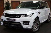 2016 LAND ROVER RANGE ROVER SPORT 3.0 SDV6 AUTOBIOGRAPHY DYNAMIC 5d AUTO 306 BHP £44250.00