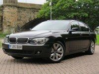 USED 2005 55 BMW 7 SERIES 4.8 750I 4d 363 BHP