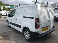 USED 2013 13 PEUGEOT PARTNER 1.6 HDI PROFESSIONAL L1 625 *3 SEAT*AIR CON*