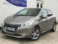 USED 2014 63 PEUGEOT 208 1.2 ALLURE 5d 82 BHP Only 38000 miles, Full Service History. - Great Spec!