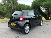 USED 2016 66 SMART FORFOUR 1.0 PASSION PREMIUM 5d AUTO 71 BHP