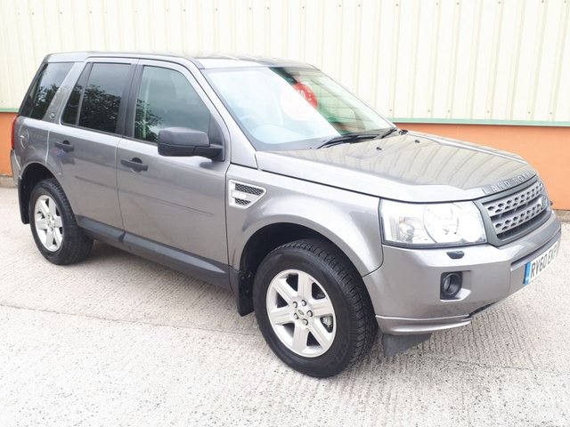 View our LAND ROVER FREELANDER