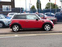 USED 2009 09 MINI HATCH COOPER 1.6 COOPER 3d  BLUETOOTH ~ CHILI PACK ~ CLIMATE CONTROLLED AIR CONDITIONING ~ PART LEATHER ~ FULL HISTORY (9 SERVICES)